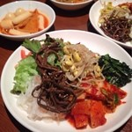 23438815 - ランチの惣菜ビュッフェ♡