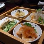 希須林 - 前菜盛り合わせ