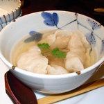 希須林 - 水餃子おろしポン酢和え