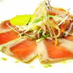 Sii - 鮮魚のカルパッチョ