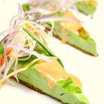 Sii - 有機野菜を練りこんだベジタブルキッシュ