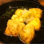 だるま - 揚げ出し豆腐
