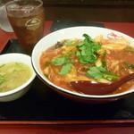 紅宝石 - 麻婆飯 ¥650+税