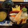 日本海 海の華 - 料理写真:気まぐれ日替りちらし:900円
