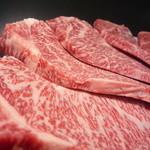 松阪屋 - 佐賀牛ステーキ