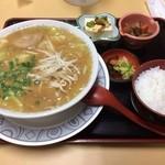 大蓮 - 味噌ランチ
