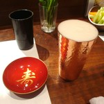 串処 最上 心斎橋店 - 日本酒&ビール