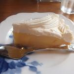 エーデルワイス洋菓子店 - クリームパイ 2012/9/15