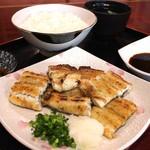 うな辰 - 料理写真:塩焼定食☆