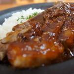 Murata pot-au-feu - 骨付きポークリブBBQソース