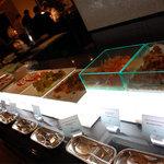 ザ・テラス - 前菜のコーナー