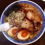 豪ーめん - 魚介出汁醤油ラーメン
