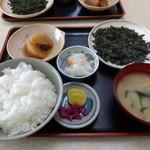 23450416 - はばのり定食 2013/12
