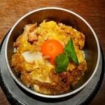 鳥あさ - 京赤地鶏の親子丼