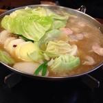 横綱 - モツ鍋