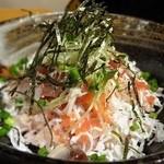 青山食堂 - 丼