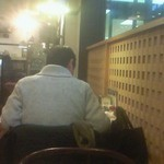 京都スエヒロ アバンティ店 - 一人で来ると、奥まった場所の席に通されて閉塞感が若干ありました(苦笑)