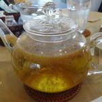 花と紅茶Pixy - ジャーマン・カモミール