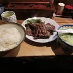 旨味太助 - 牛タン定食(1人前)1/4