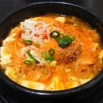 味家 - ランチ・海鮮純豆腐チゲ