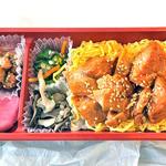 駅弁屋 - 焼漬鮭ほぐし弁当(2013年12月)