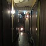 居酒屋かたつむり - 両サイド個室(二階)