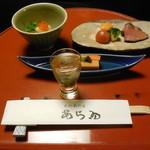 Arairyokan - 自家製梅酒と 酒肴