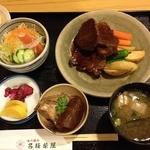 名阪茶屋 - 料理写真: