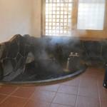 新井旅館 - 客室付の岩風呂