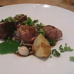 ル ピニョン - 鴨肉のロースト