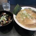 23462474 - チャー丼セット(850円)