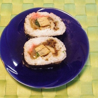 寿司 割烹 浪花 - 料理写真:巻き寿司