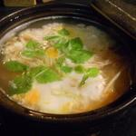 粥茶屋 写楽 - 海鮮雑炊