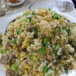 普天河 - 叉焼炒飯