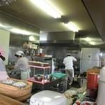 おかめ - 【厨房】