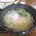 おかめ - 【天ぷら定食うどん】