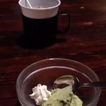 食彩酒席 ビカヴォ - ランチ(コーヒー) 抹茶ムースは女性限定サービス