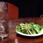 食彩酒席 ビカヴォ - ランチ(サラダ)