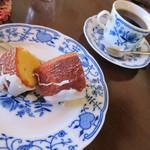 ママース - コーヒー&ケーキ