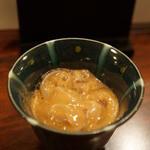 酒たまねぎや - イカの塩辛(380円)