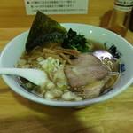麺屋 新三 - 味玉あっさりラーメン730円