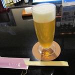 23470246 - グラスビールです