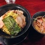 23470971 - 味噌豚骨チャーシューつけ麺