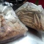 麺工房 武 - 鯛煮干&鰮煮干