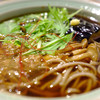 ラ ソバ - 料理写真:肉味噌蕎麦