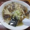 銀河食堂 - 料理写真:きのこラーメン 650円