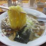 銀河食堂 - 八戸 熊さんの麺