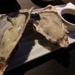 オイスターハウス ヤマト - 生牡蠣