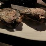 オイスターハウス ヤマト - 焼き牡蠣