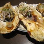 牡蠣屋うらら - 和風焼き